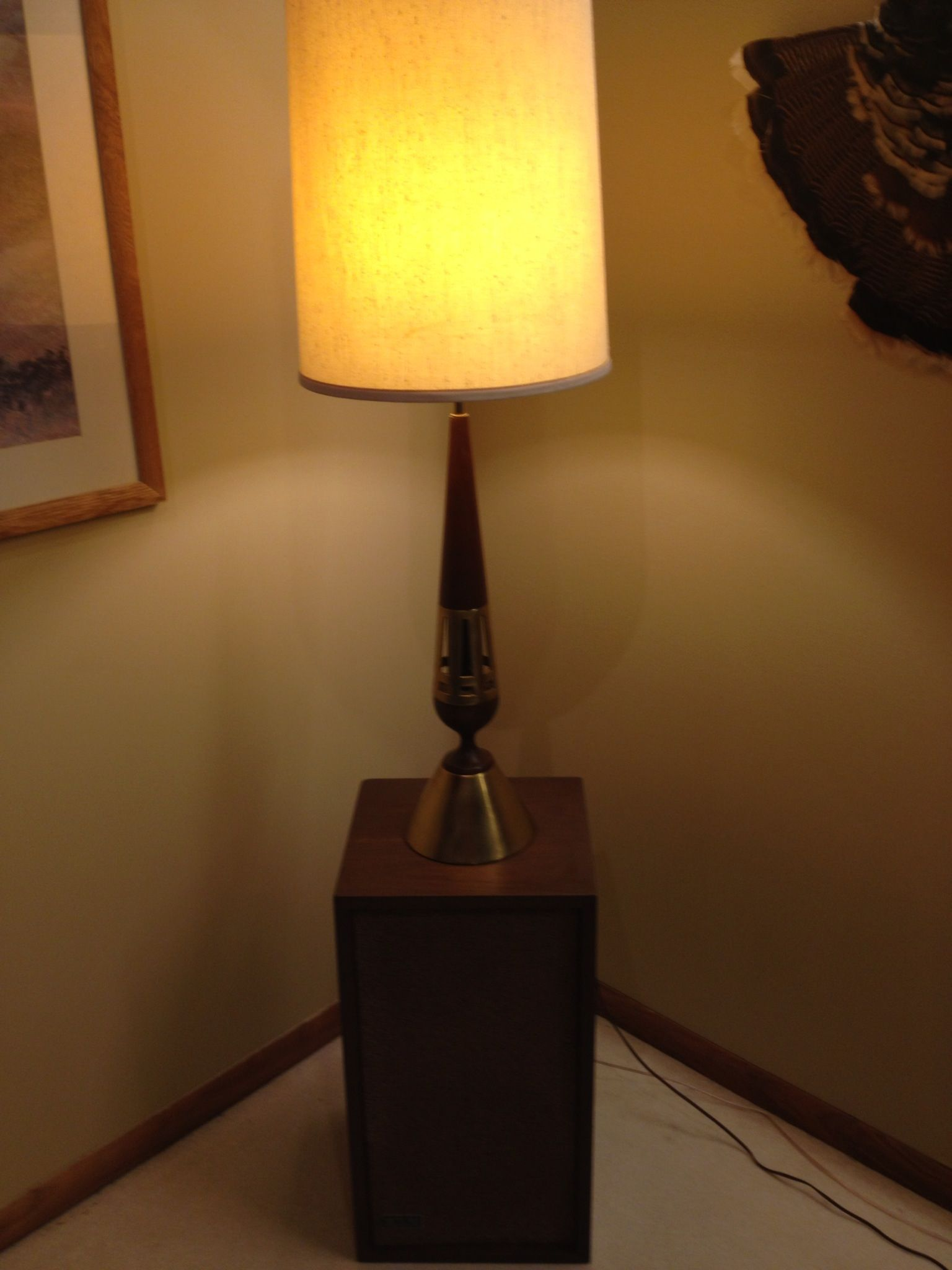 Crazy Lamp Wood Lamps Lamp Mid Century House