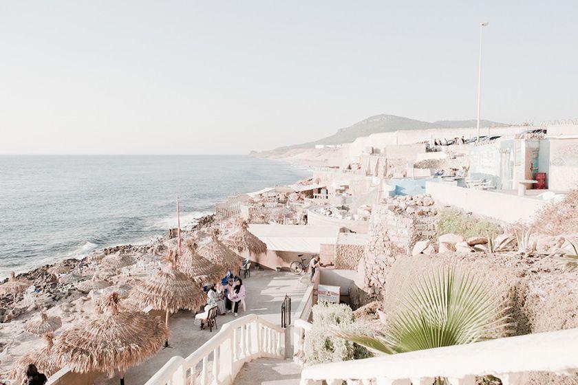 穿梭摩洛哥,感受夢幻色彩的交織!