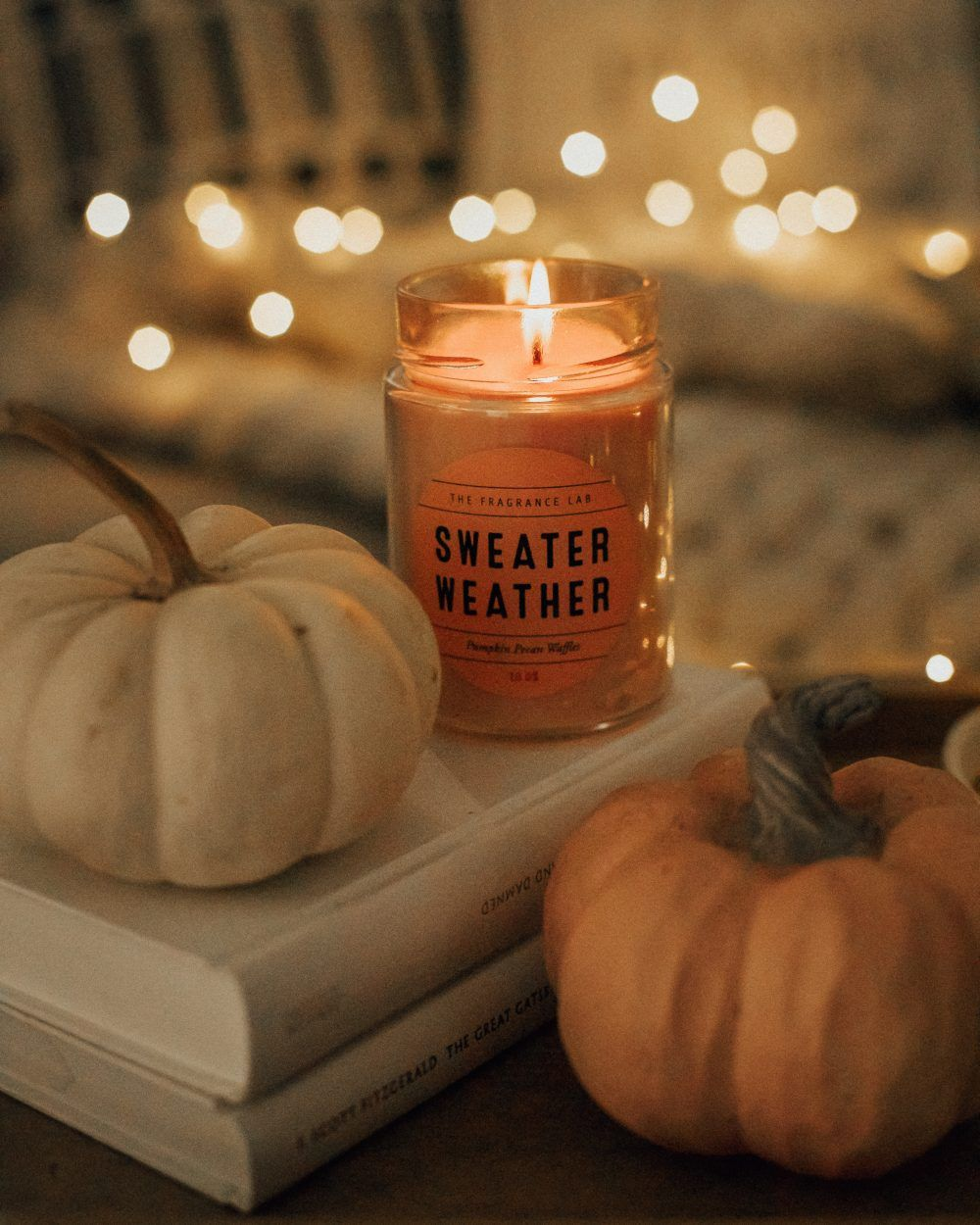 COZY SPOOKY MOVIE NIGHT - STEPHANIE STERJOVSKI #fallseason