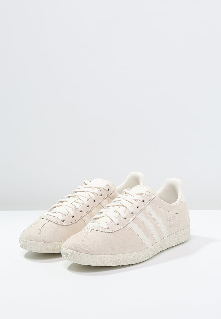 adidas Originals GAZELLE - Trainers - chalk white/white for £70.00 (06/