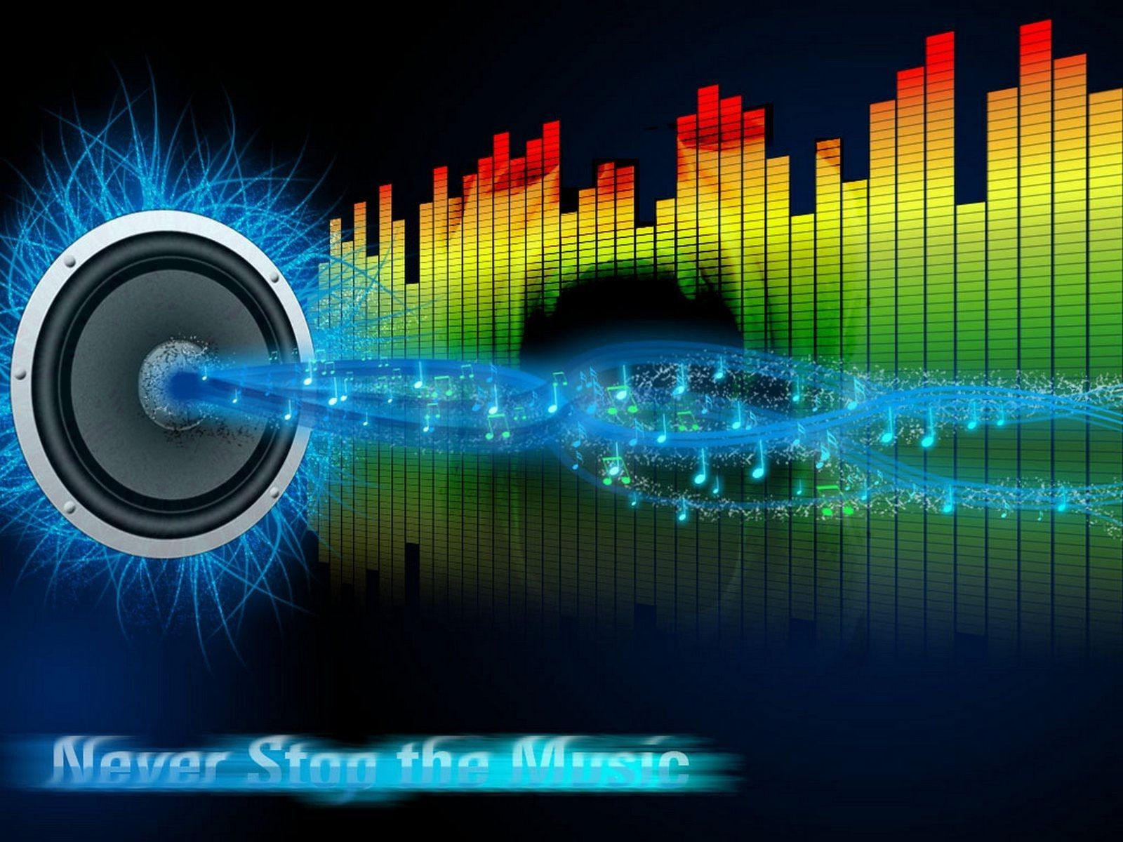 Download cool backgrounds music Seni 3d, Seni, Hiburan