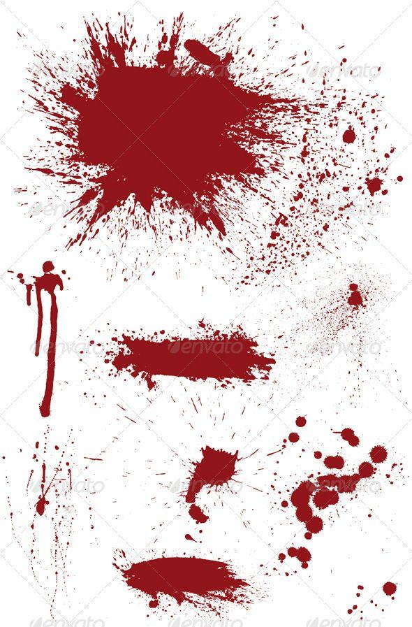 Bloodstain Set Trash Polka Tattoo Trash Polka Tattoo Designs Trash Polka