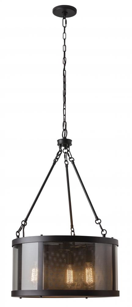 3 light bluffton chandelier jb0796 sescolite lighting