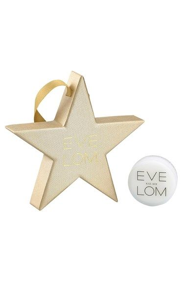 EVE LOM 'Kiss Mix' Lip Treatment Star Ornament available at #Nordstrom