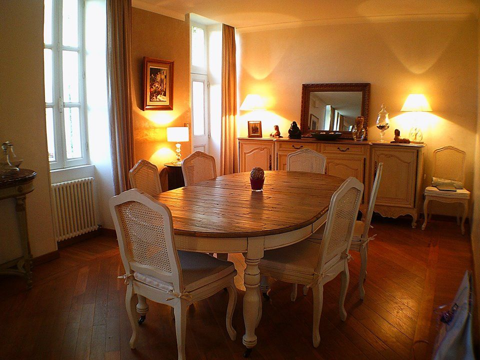 relooking d\u0027une salle à manger complète atelier du bois d antan