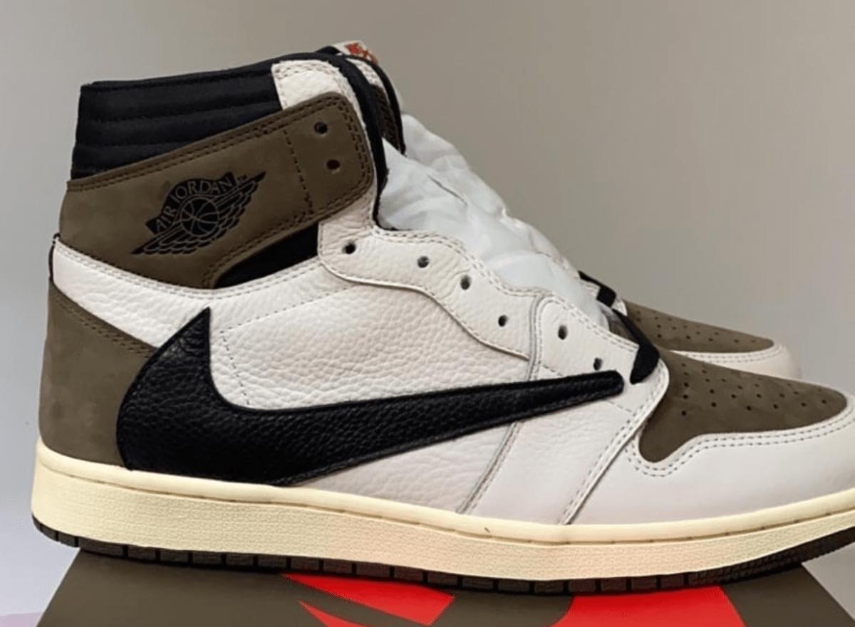 Travis Scott X Air Jordan 1 Reverse Alternative Air Jordans Jordans Jordan 1