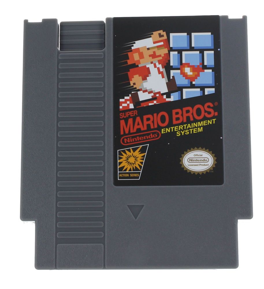 Super Mario Bros 4 5oz Nes Cartridge Flask Video Games Consoles Video Games Ebay Super Mario Bros Nes Cartridge Mario Bros