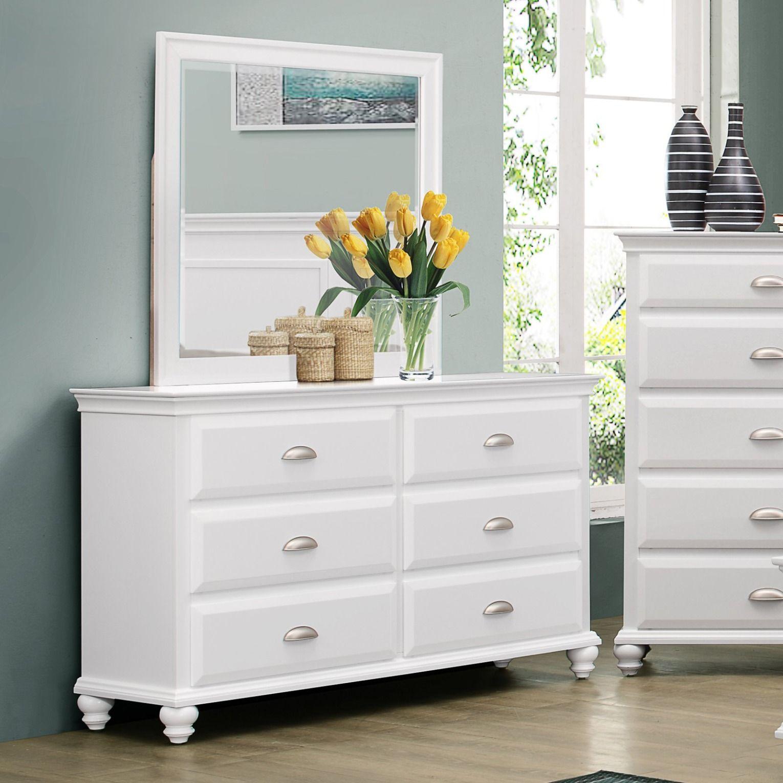 Simmons Cape Cod 6 Drawer Dresser Www Hayneedle Com 6 Drawer Dresser Furniture Dresser With Mirror [ 1530 x 1530 Pixel ]
