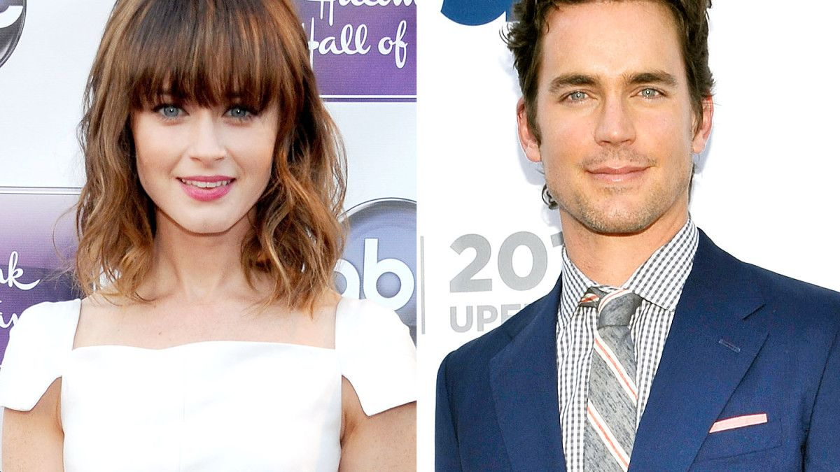 Fifty Shades Of Grey Petition Alexis Bledel Matt Bomer Wanted By
