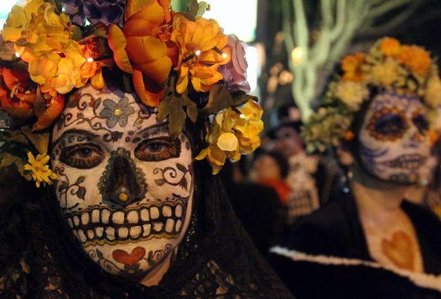celebrate día de los muertos in london