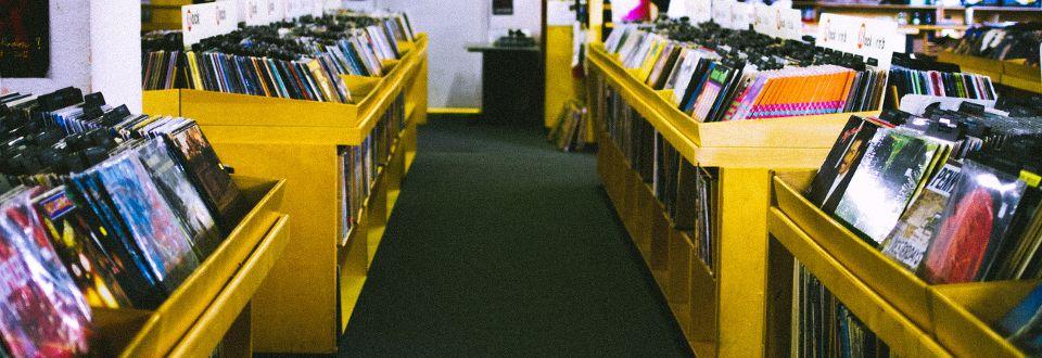 Record Store Day Maplin Record store, Vinyl music