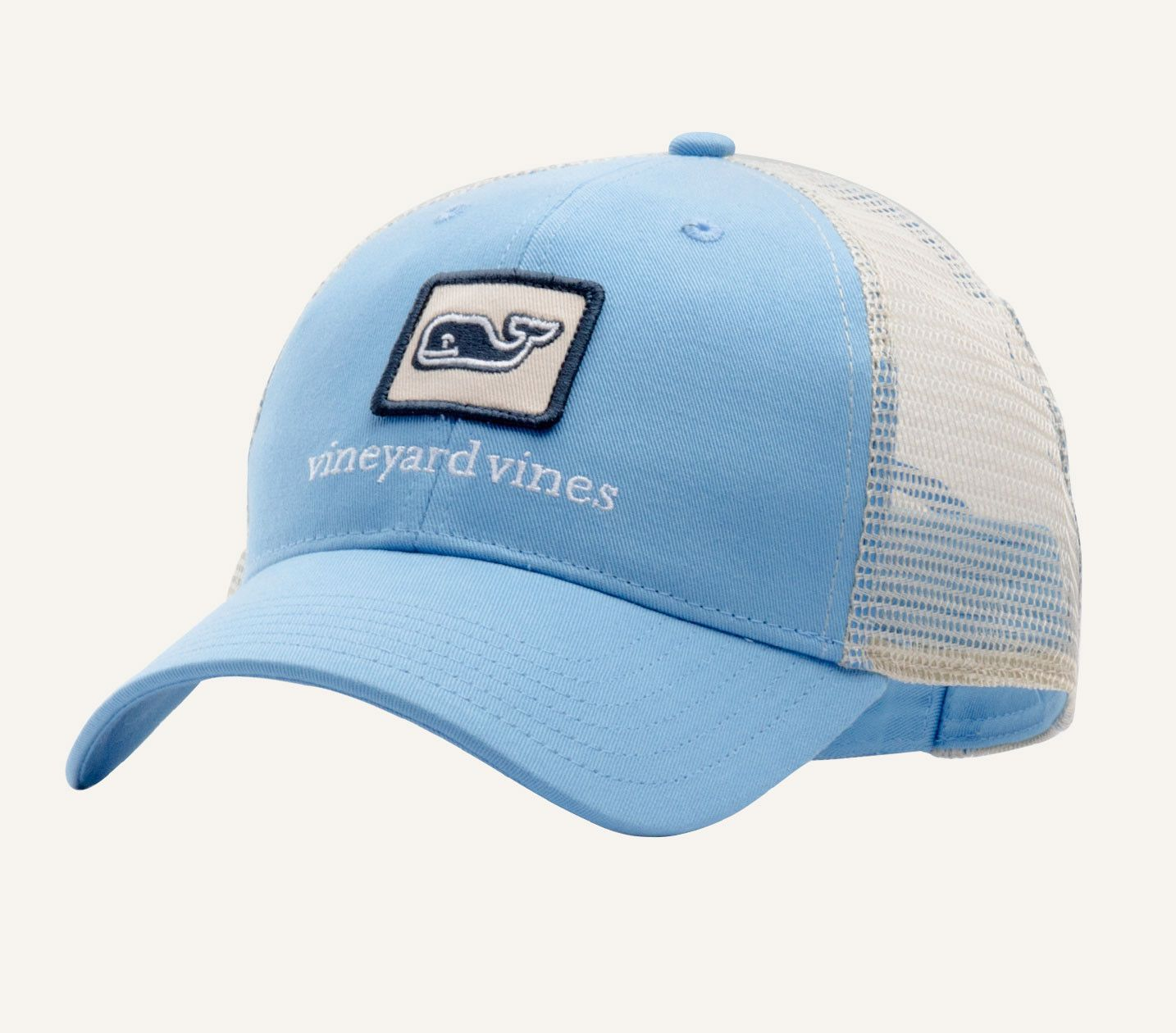 'Whale Patch' Trucker Hat
