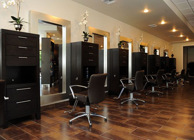 Credit To Muse A Hair Salon----I Like The Station And The