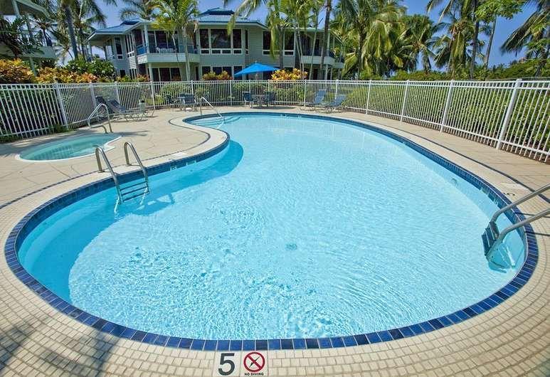 Holua Resort At The Mauna Loa Village Kailua Kona Outdoor Pool