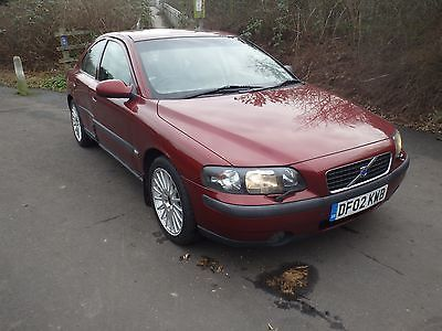 Volvo s60 spares or repair one former keeper | Volvo s60 and Salvage