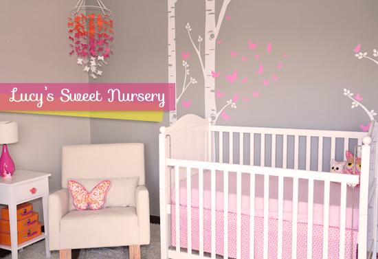 Habitacion bebe arbol pared buscar con google for Dormitorios bebe nina