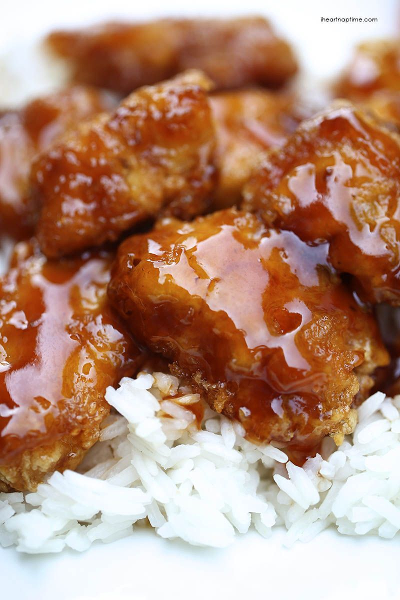 Sweet and sour chicken recipe on iheartnaptime seriously so homemade sweet and sour chicken recipe the homemade sauce is what really takes this recipe over the top which me personally am afraid of certain chinese forumfinder Choice Image