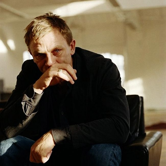 Daniel Craig by Sam Taylor Wood