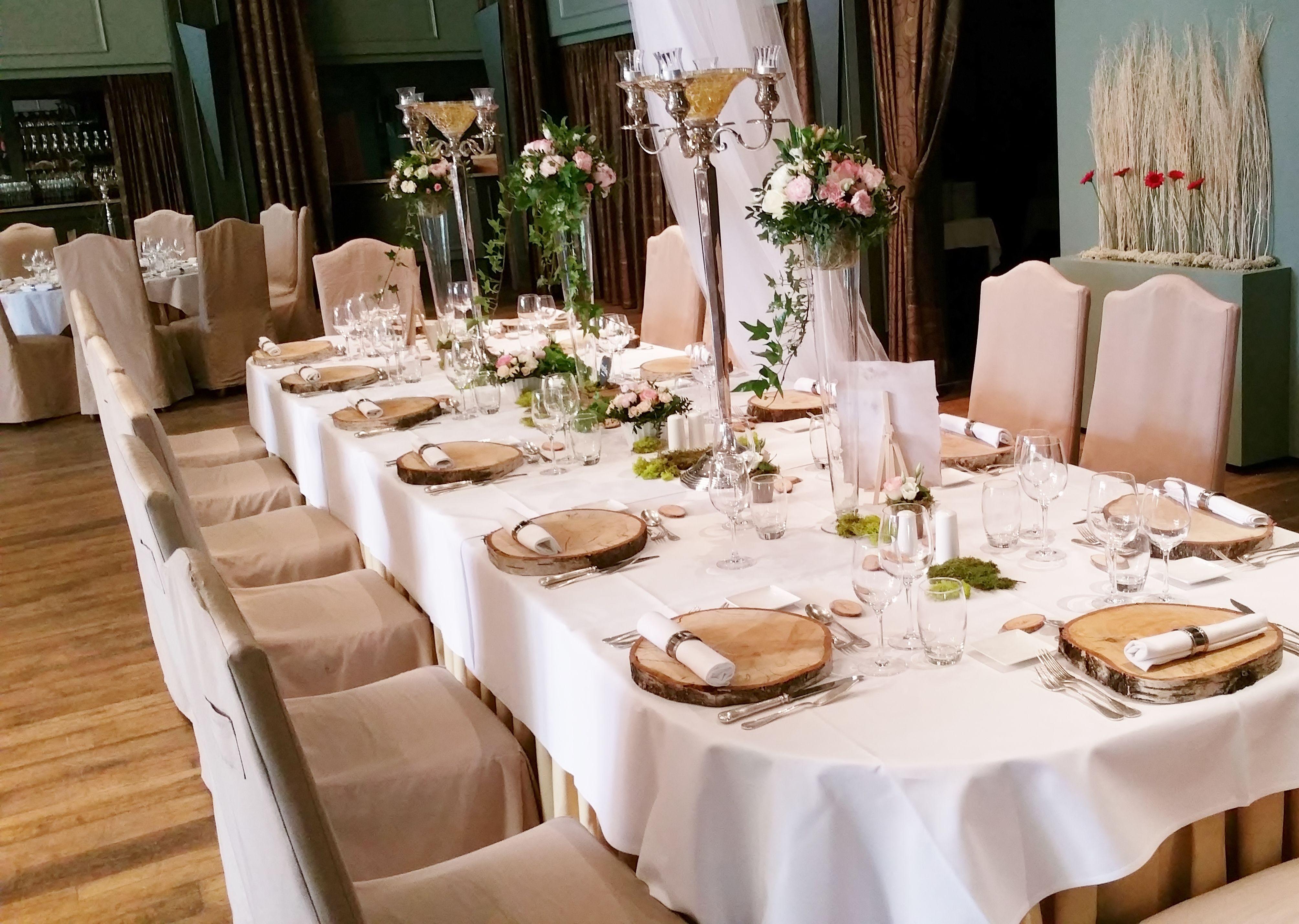 Table D Honneur Mariage Elfique Avec Images Deco Table