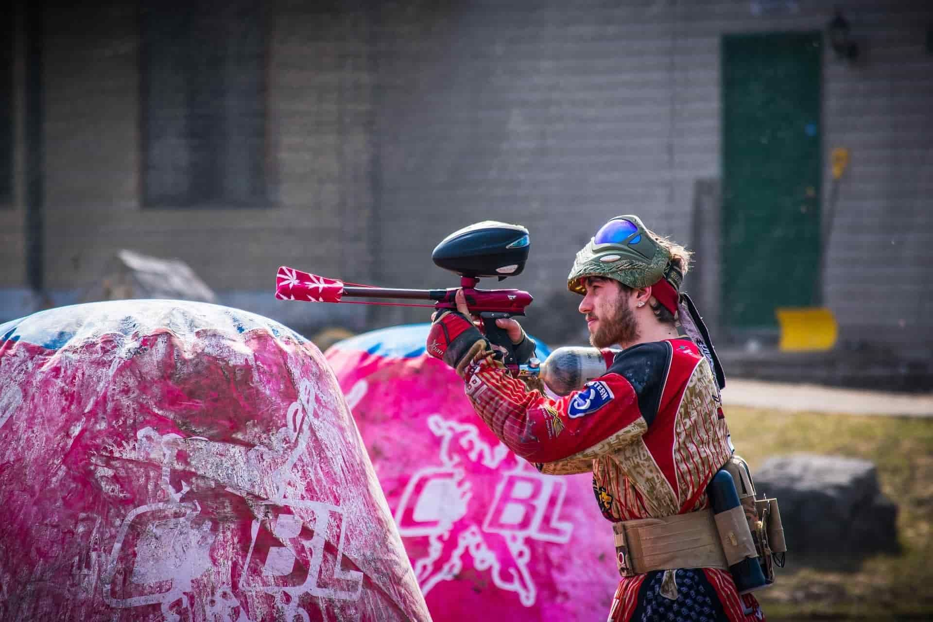 paintball battle game battle games