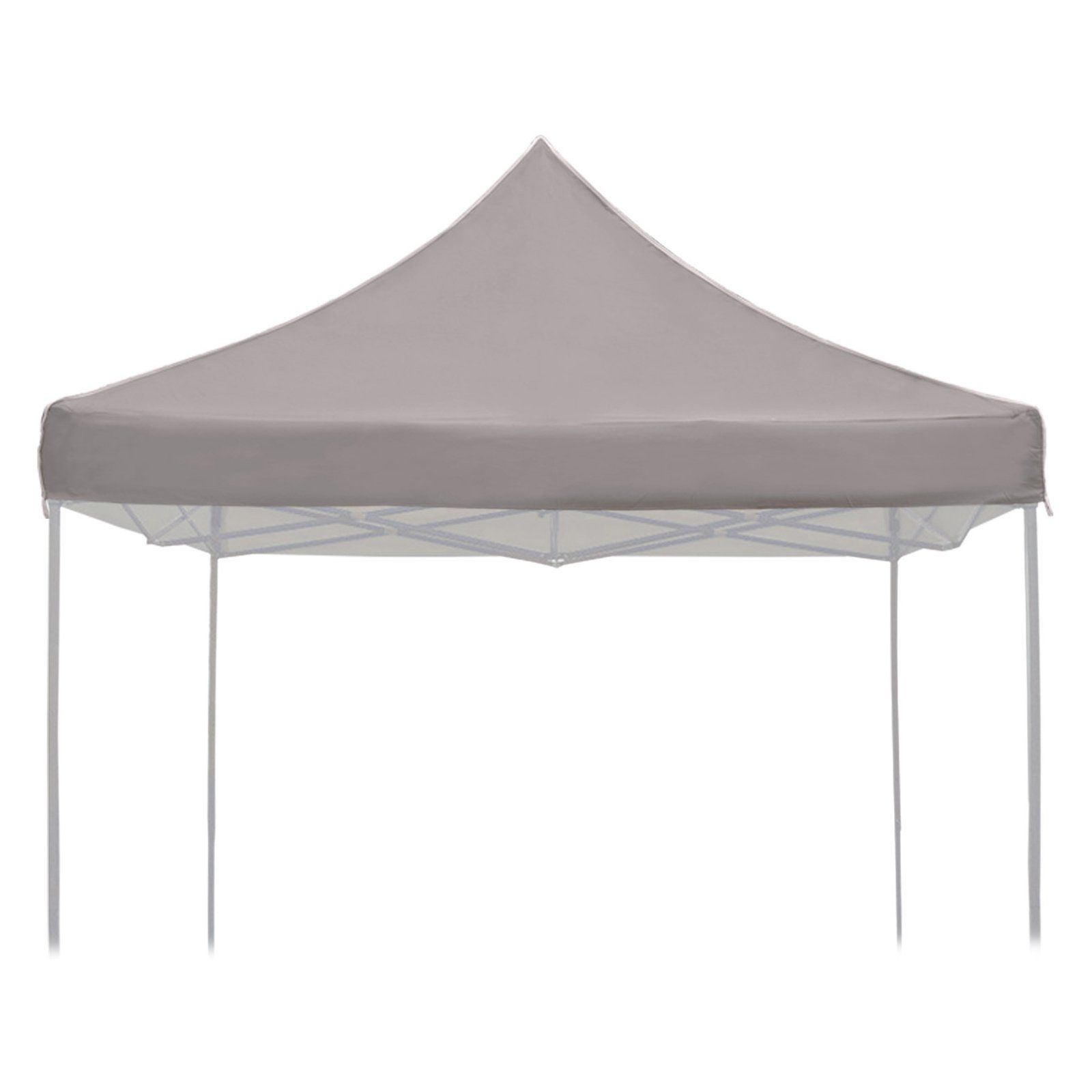 Sunrise Umbrella 10 X 10 Ft Ez Pop Up Replacement Canopy Top Taupe Replacement Canopy Canopy Shade Canopy