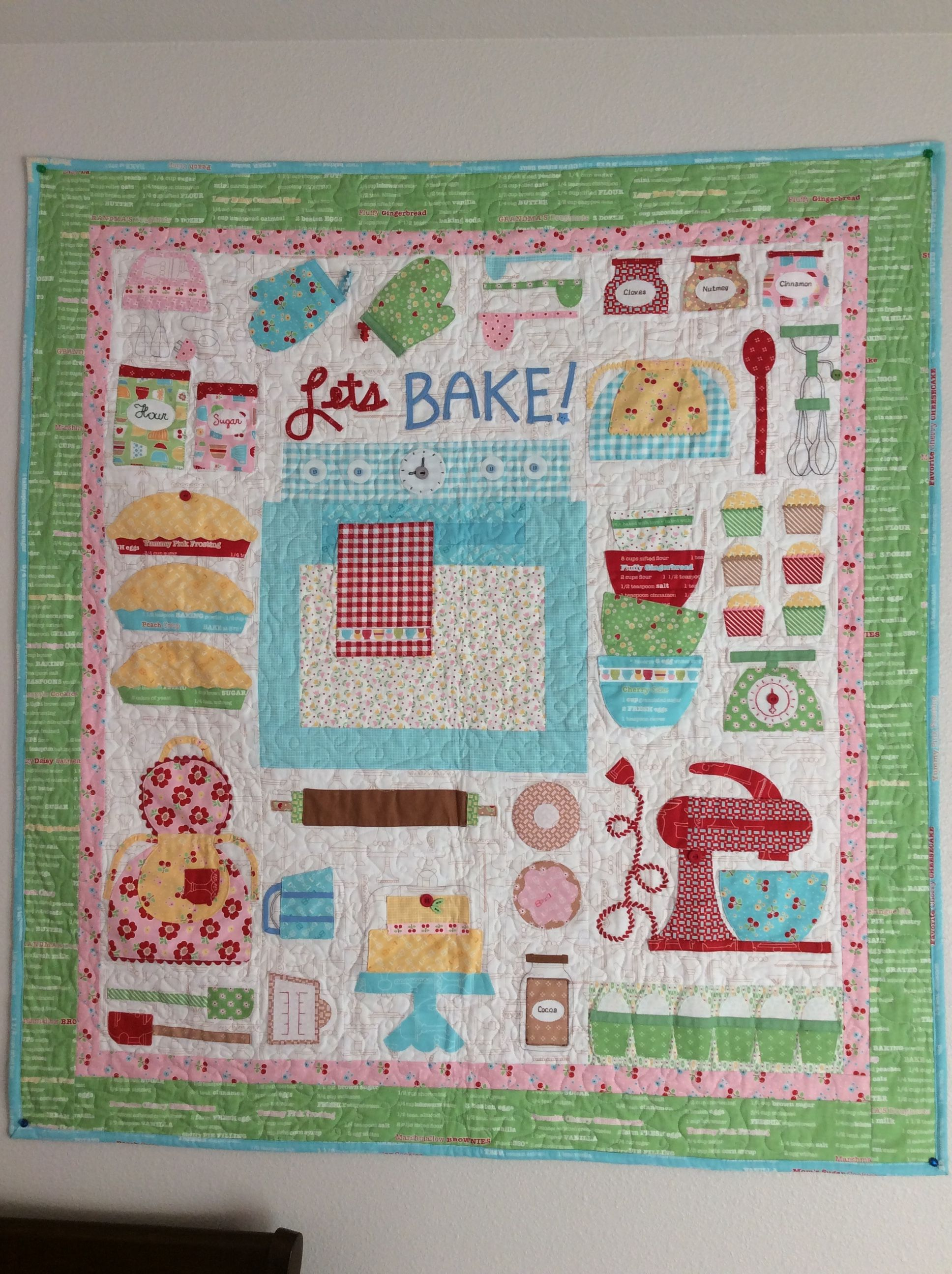 Lori Holt Bake Sale 2 Templates
