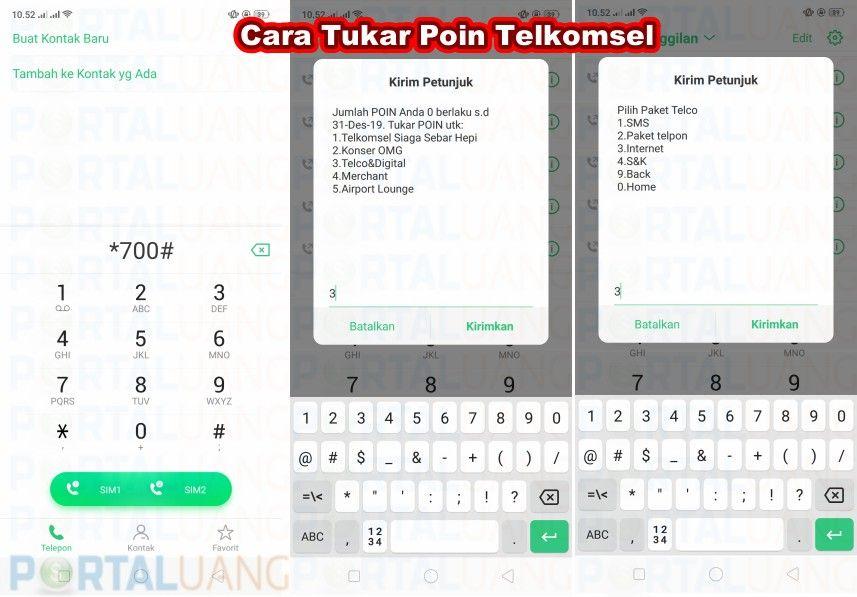 Langkah Langkah Cara Tukar Poin Telkomsel Dengan Paket Data Sms Internet Chatime Dan Hadiah Menarik Laiinya Disertai Gam Internet Karaoke Baskin Robbins