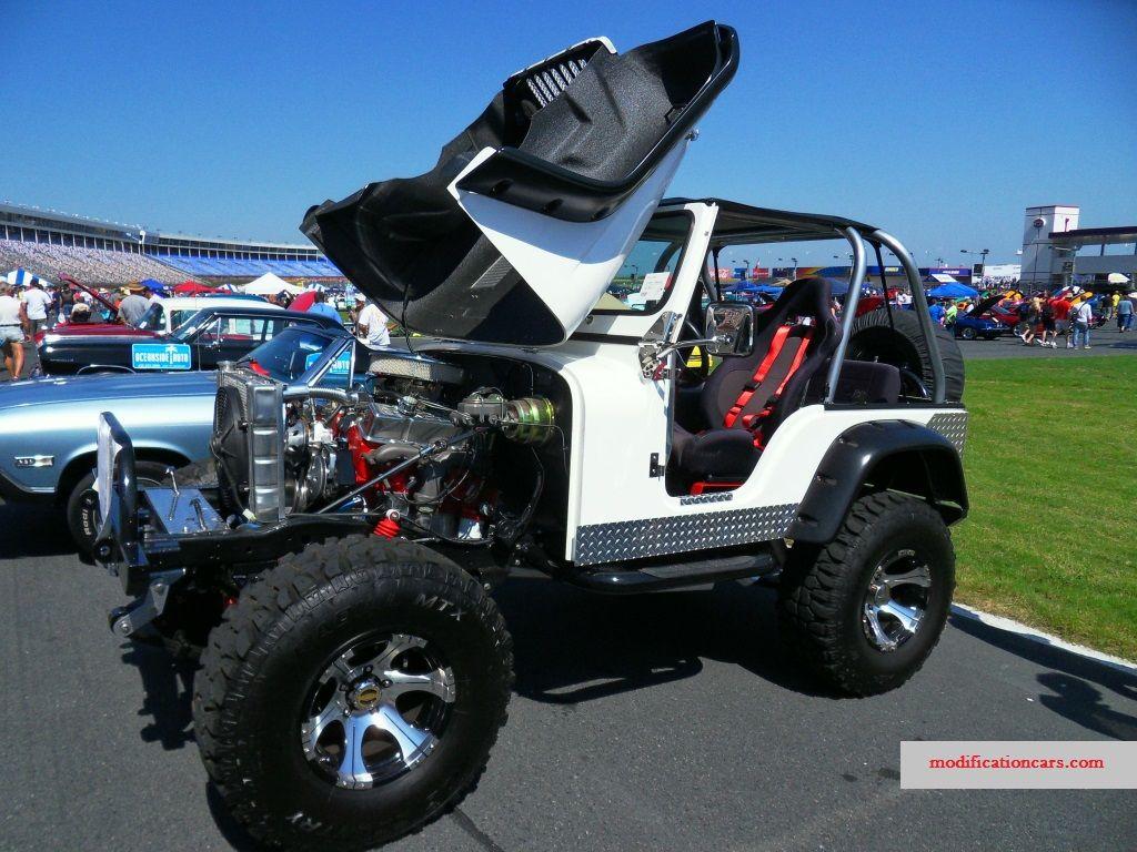 2013 Jeep Wrangler Modifications Sema Show | Modification ...
