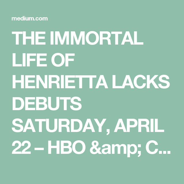 henrietta lacks quotes The immortal life of henrietta lacks part one life about henrietta lacks more quotes 4usually the first two letters of the patient's first and last names: hela pg37 5henrietta knew nothing about her cells growing in a laboratory pg42 6 lord, it just feels like that blackness be spreadin' all inside me.