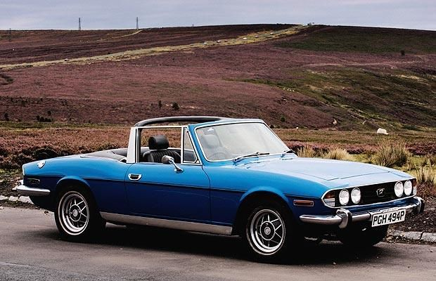 Classic British Cars With Images British Cars British Sports