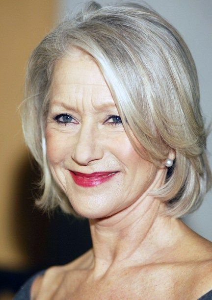 50 Beautiful Hairstyles for Women Over 70
