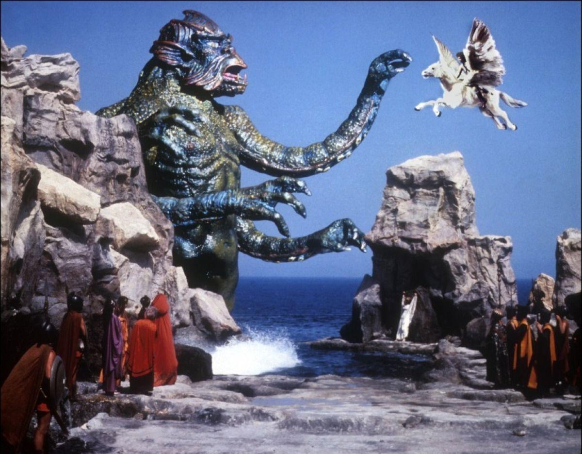 Cinema magic restored to former glory - STACK   JB Hi-Fi  Kraken Clash Of The Titans 1981
