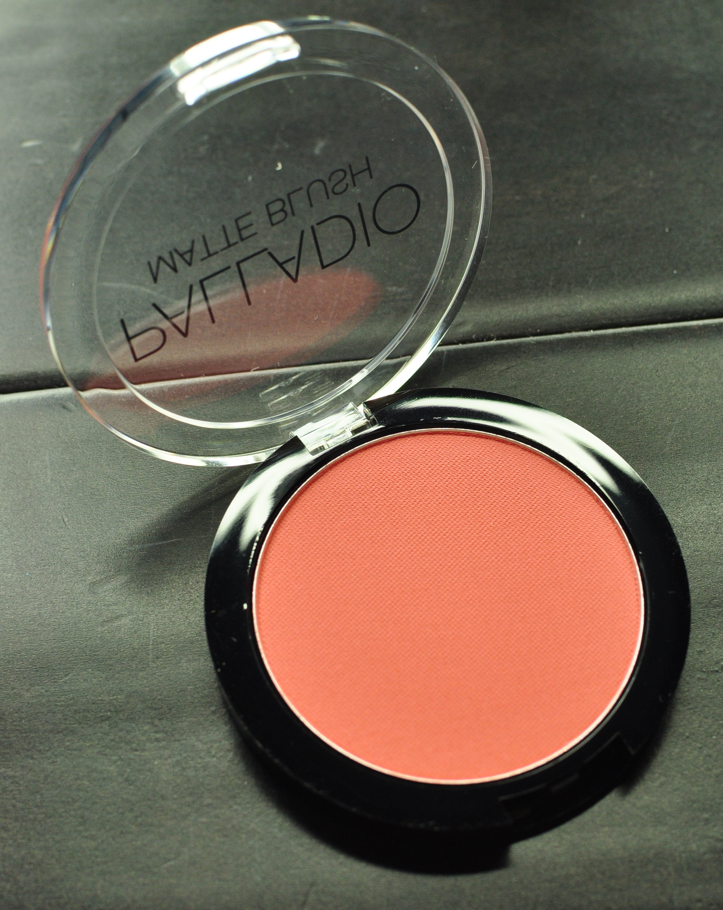 Palladio Beauty Makeup Review and Swatches Matte blush