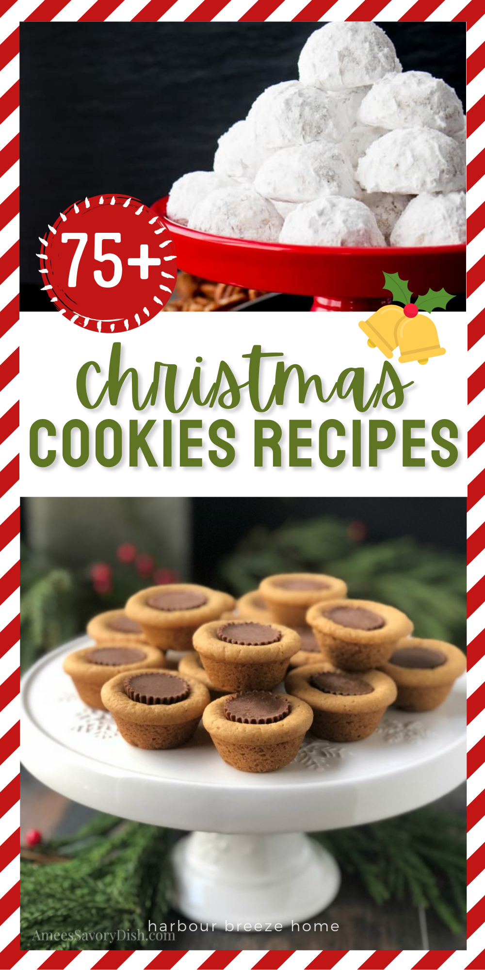 The Ultimate Christmas Cookies Recipes Resource List   75+ Recipes