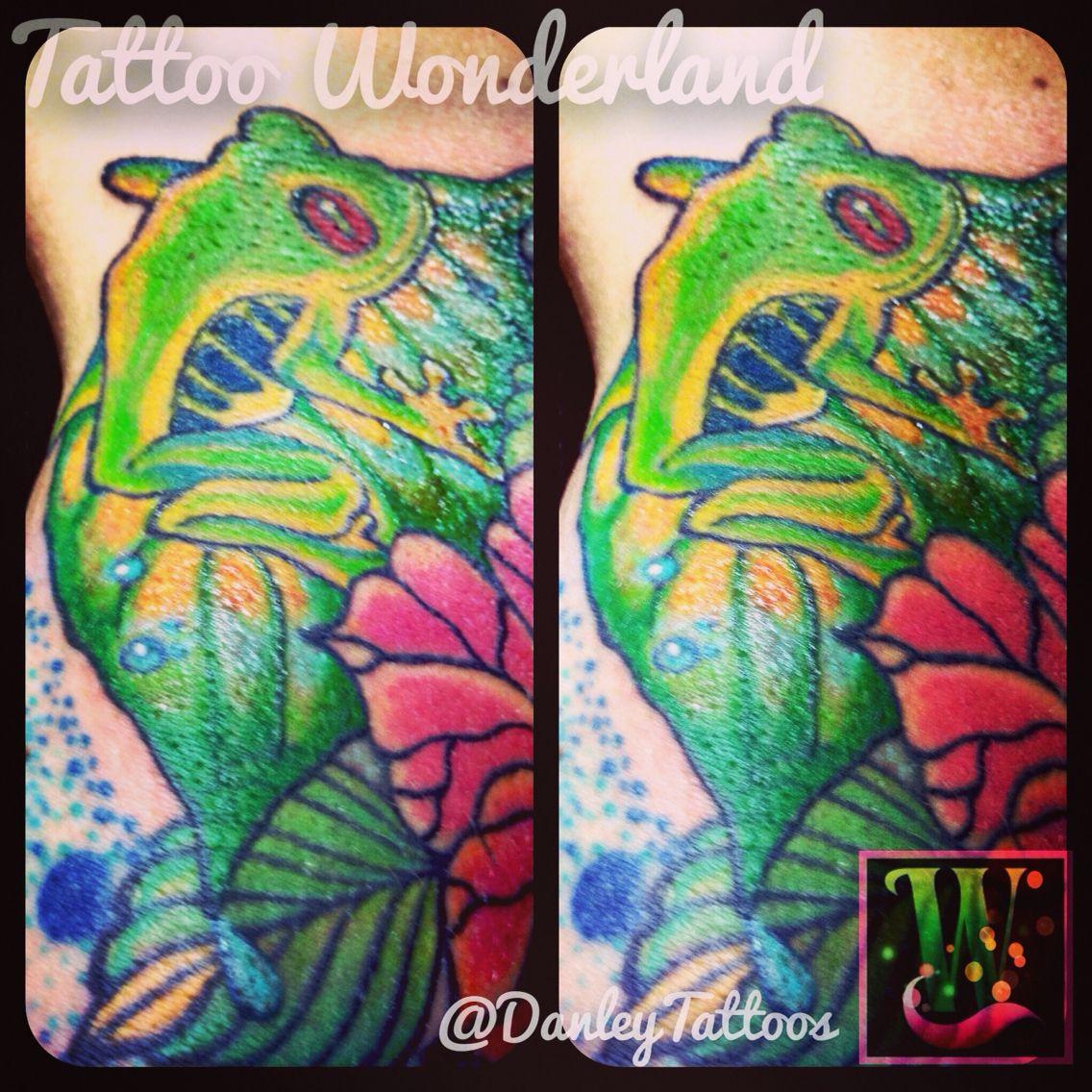 Pin by Tattoo Wonderland on Christopher Danley Tattoos | Pinterest ...