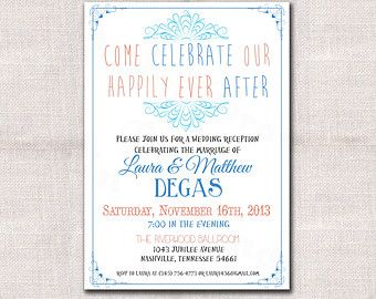 Wedding reception only invitation wording samples google search wedding reception only invitation wording samples google search stopboris Image collections