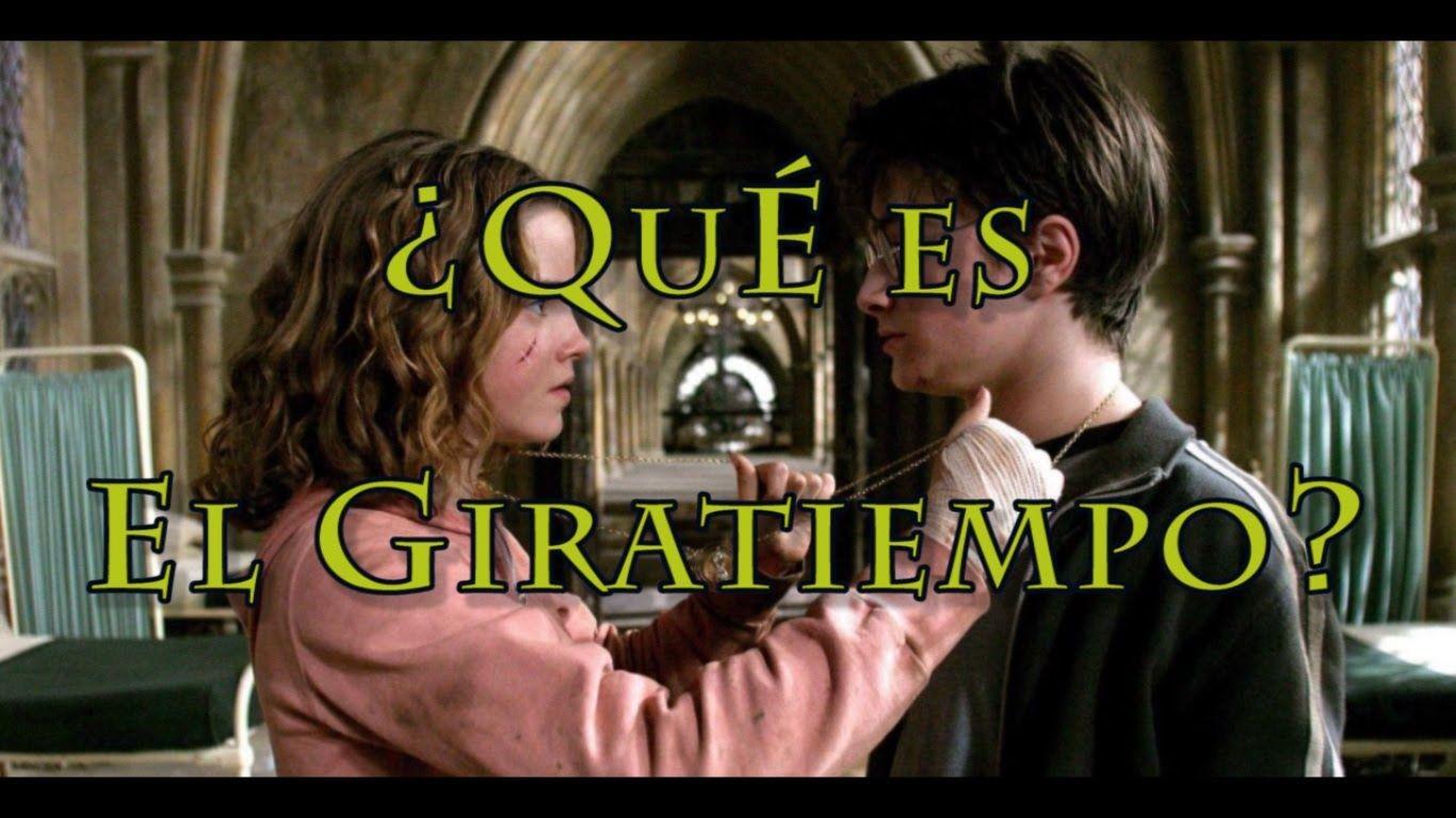 ¿Qué es el Giratiempo? (Harry Potter)