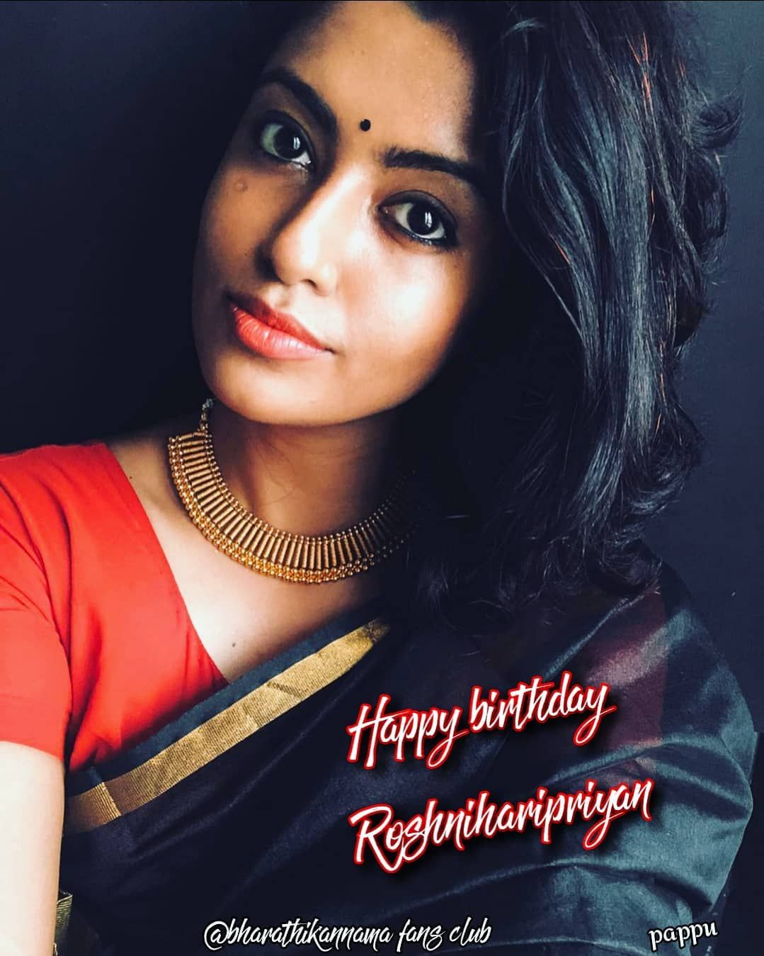 Happy Birthday Our Beauty Queen Kannamma