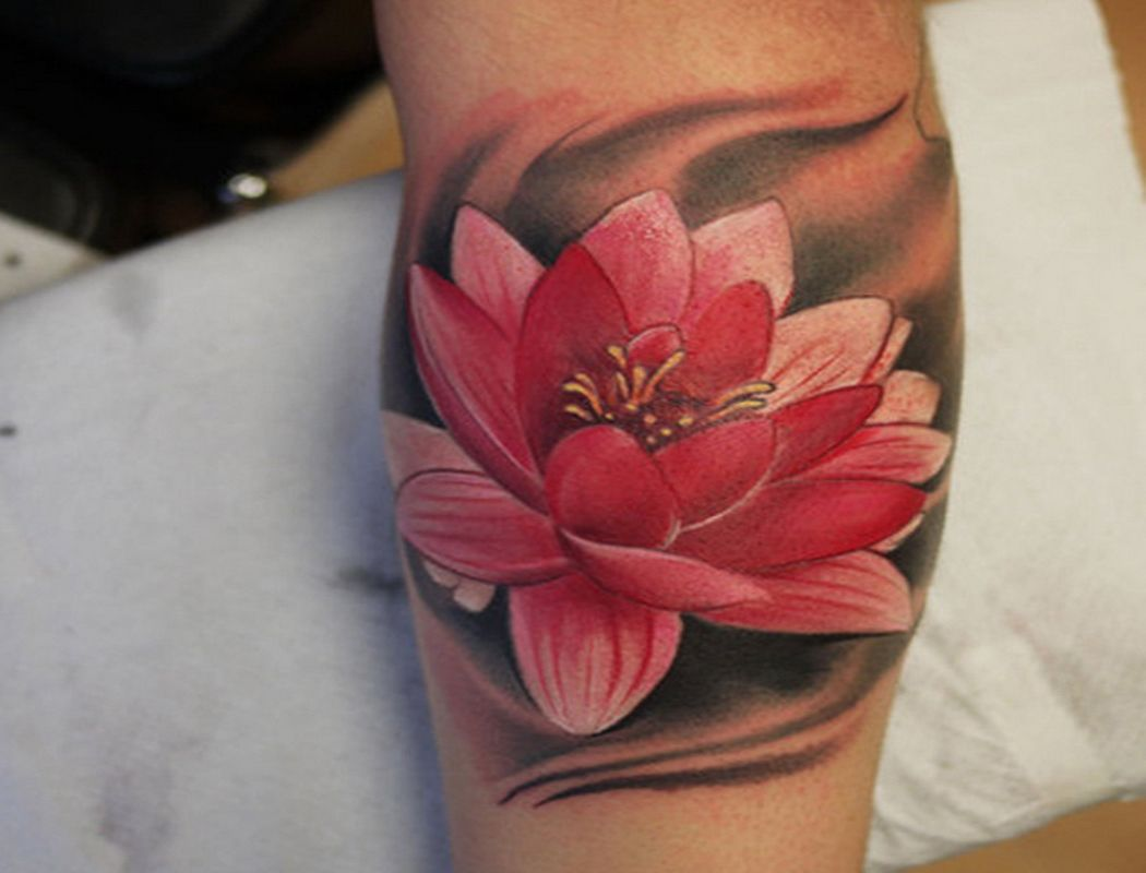 Pin by tahir yusein on mens tattoo s in 2018 pinterest tattoos red lotus tattoo lotus flower tattoo wrist lotus flower tattoo meaning japanese flower izmirmasajfo
