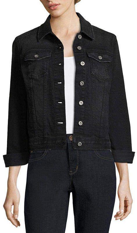 a102932c468 Arizona Denim Lightweight Denim Jacket-Juniors | Products | Jackets ...