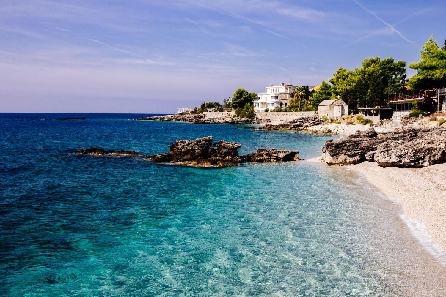 Albanian Riviera Best Beaches And Saranda Hotels Visit Albania