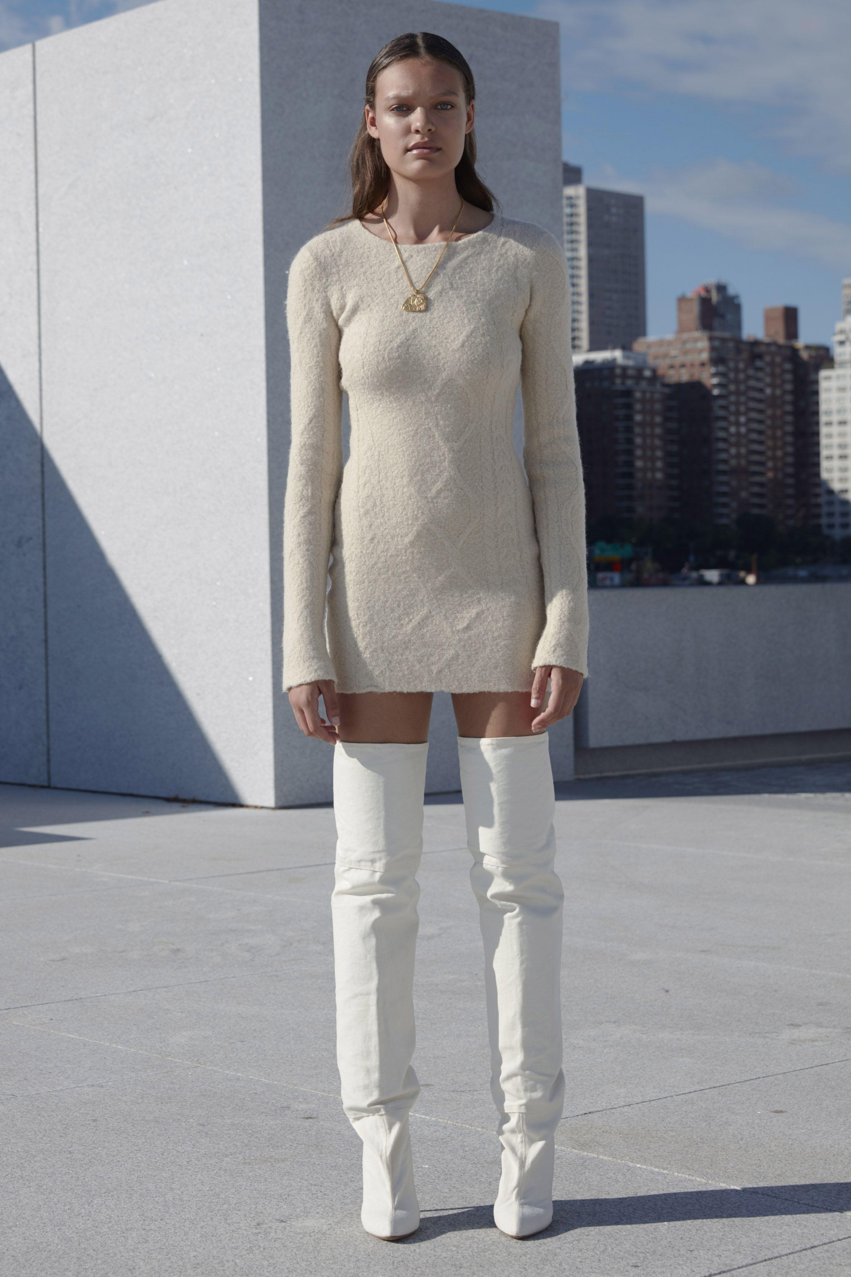 Yeezy Season 4 Fashion Week Spring Kanye West Style Fashion Week