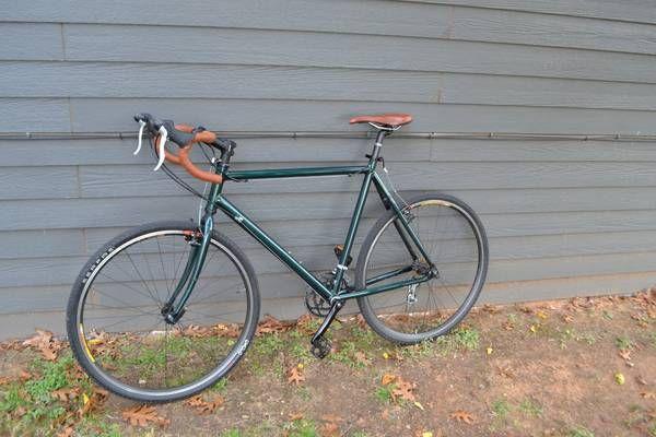 Nashbar Touring Frame Built As A Gravel Grinder Gravel Bike