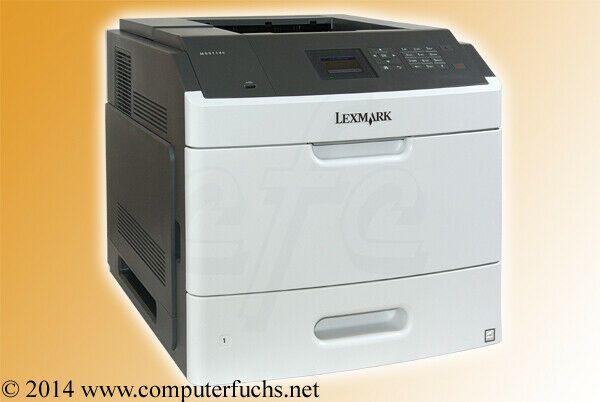 eBay Sponsored LEXMARK MS810n Laserdrucker Netzwerk ca 9