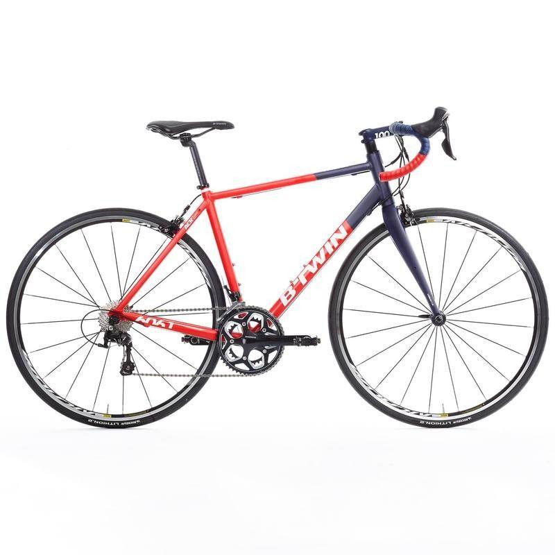 GROUPE 6 B - VELO ROUTE TRIBAN 540 ROUGE B'TWIN - B | bikes & bike