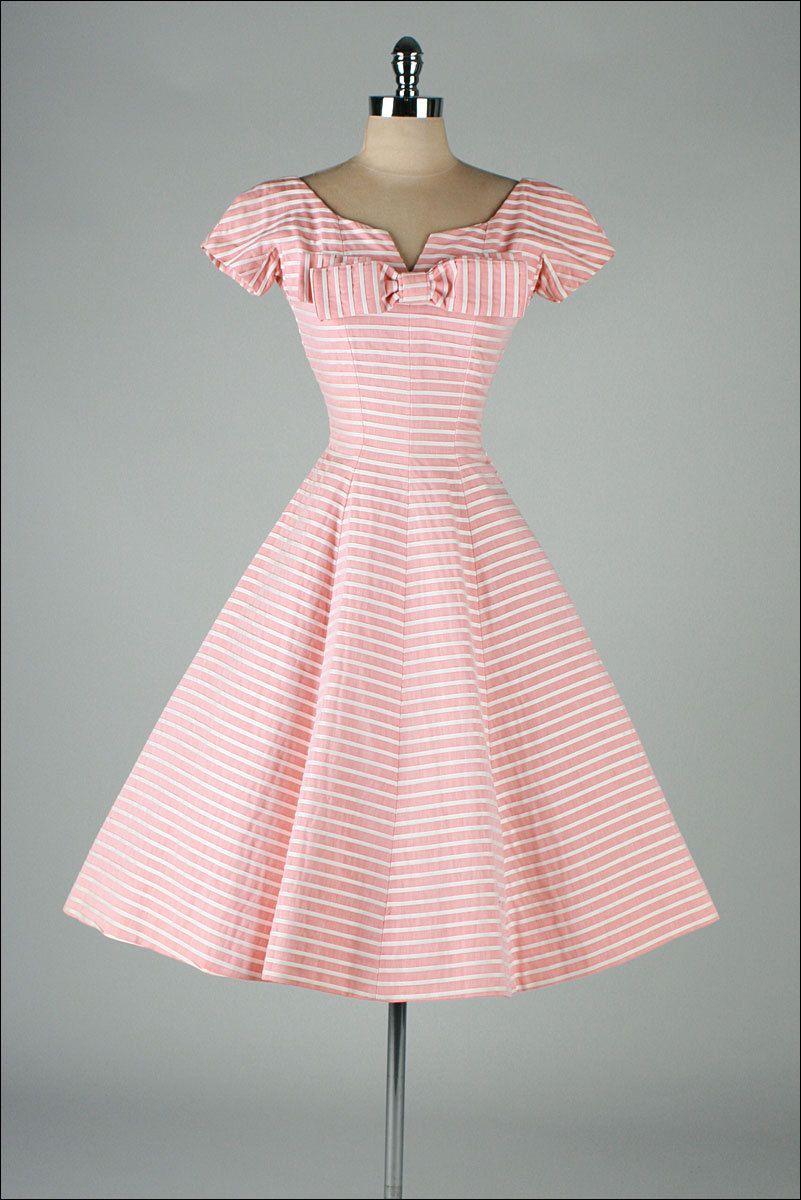 Dress Suzy Perette, 1950s Mill Street Vintage | Vestuario-Outfits ...