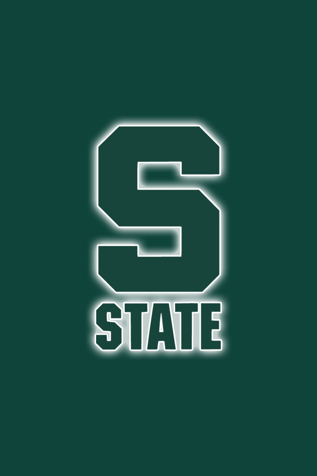 Free Michigan State Spartans Iphone Wallpapers Install In Seconds 18 To Choose From For Every Model Of Iphon Michigan State Spartans Michigan State Michigan