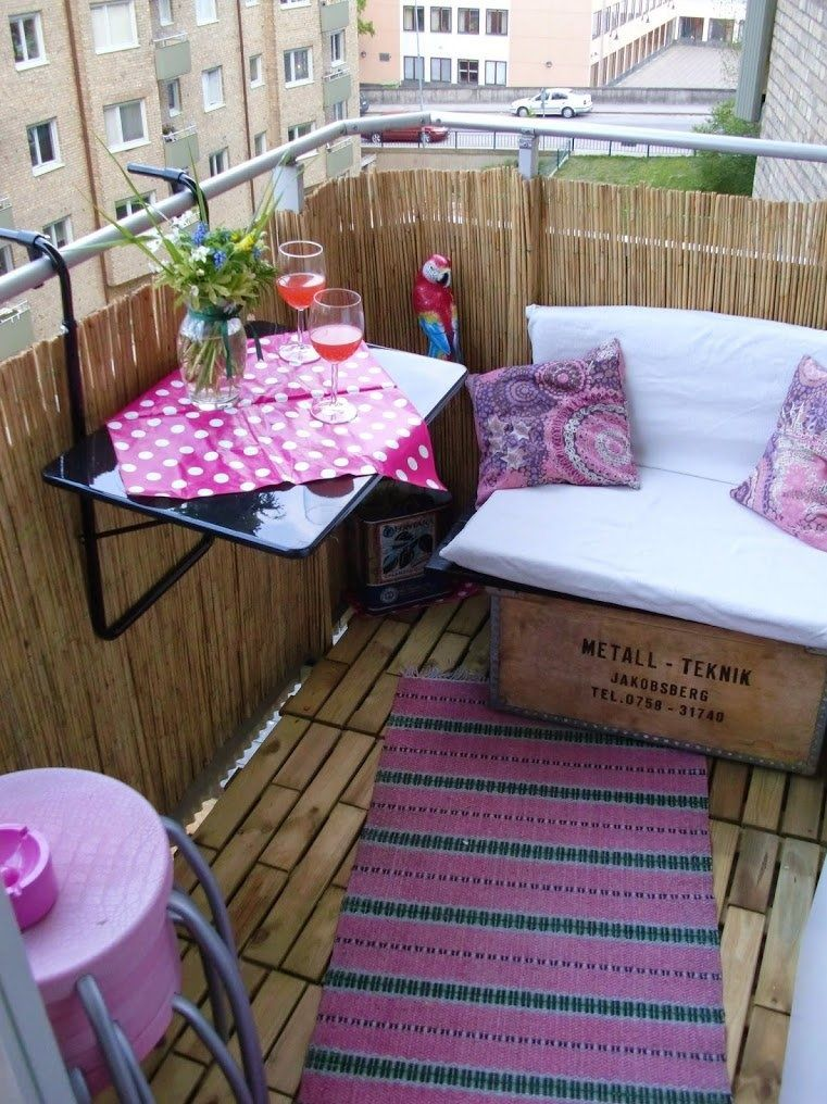 The Best and Amazing Design Ideas For Small Balcony
