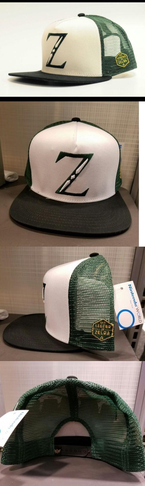 5a83c71c3 Hats 163543: The Legend Of Zelda Trucker Hat Snapback Adjustable ...