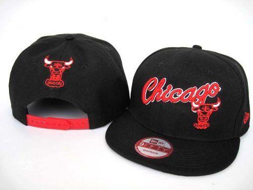 3f900a5f0a5d2 Gorra Nba Chicago Bulls Plana   Snapback - BsF 200